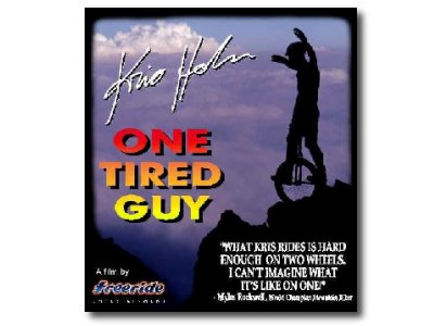 dvd one tired guy